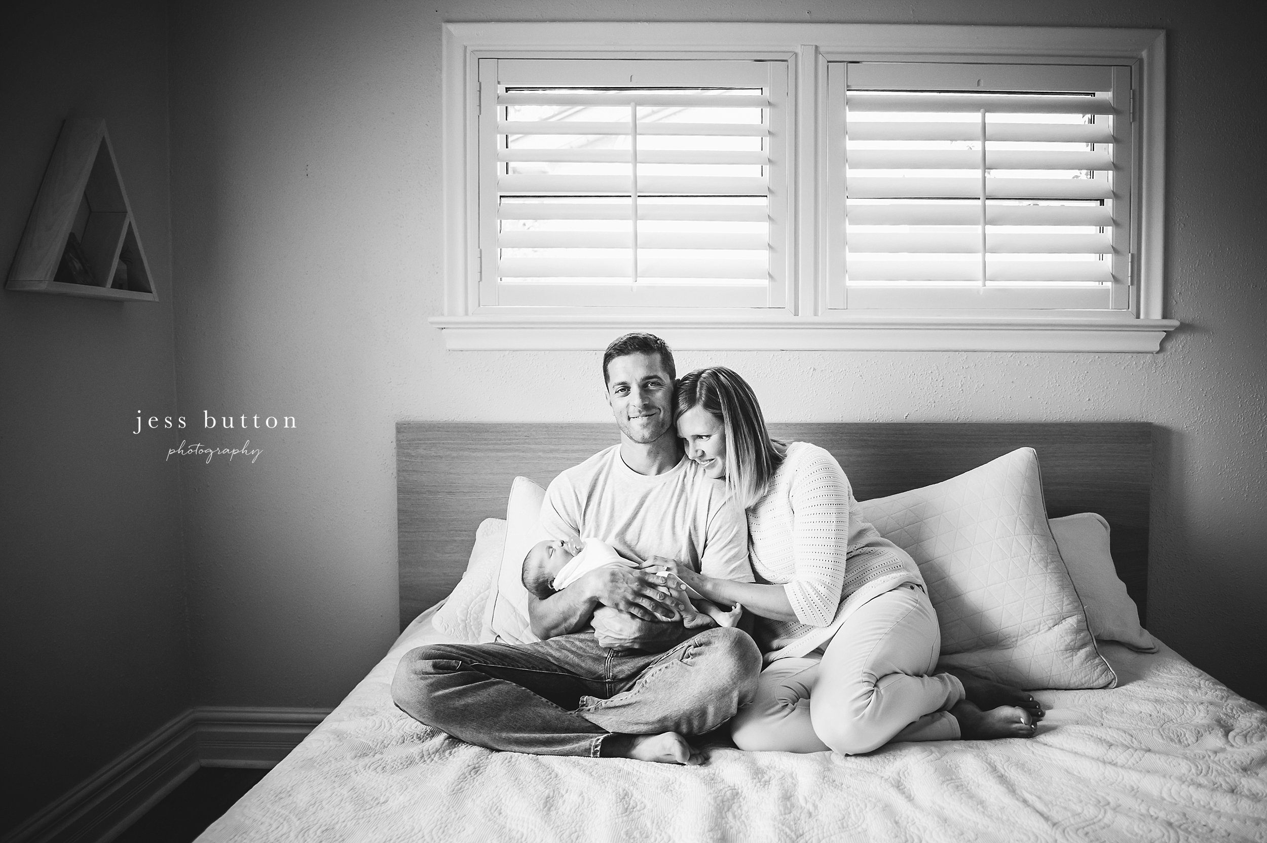 and then there were four | a baby brother | Niagara Falls Newborn Photographer