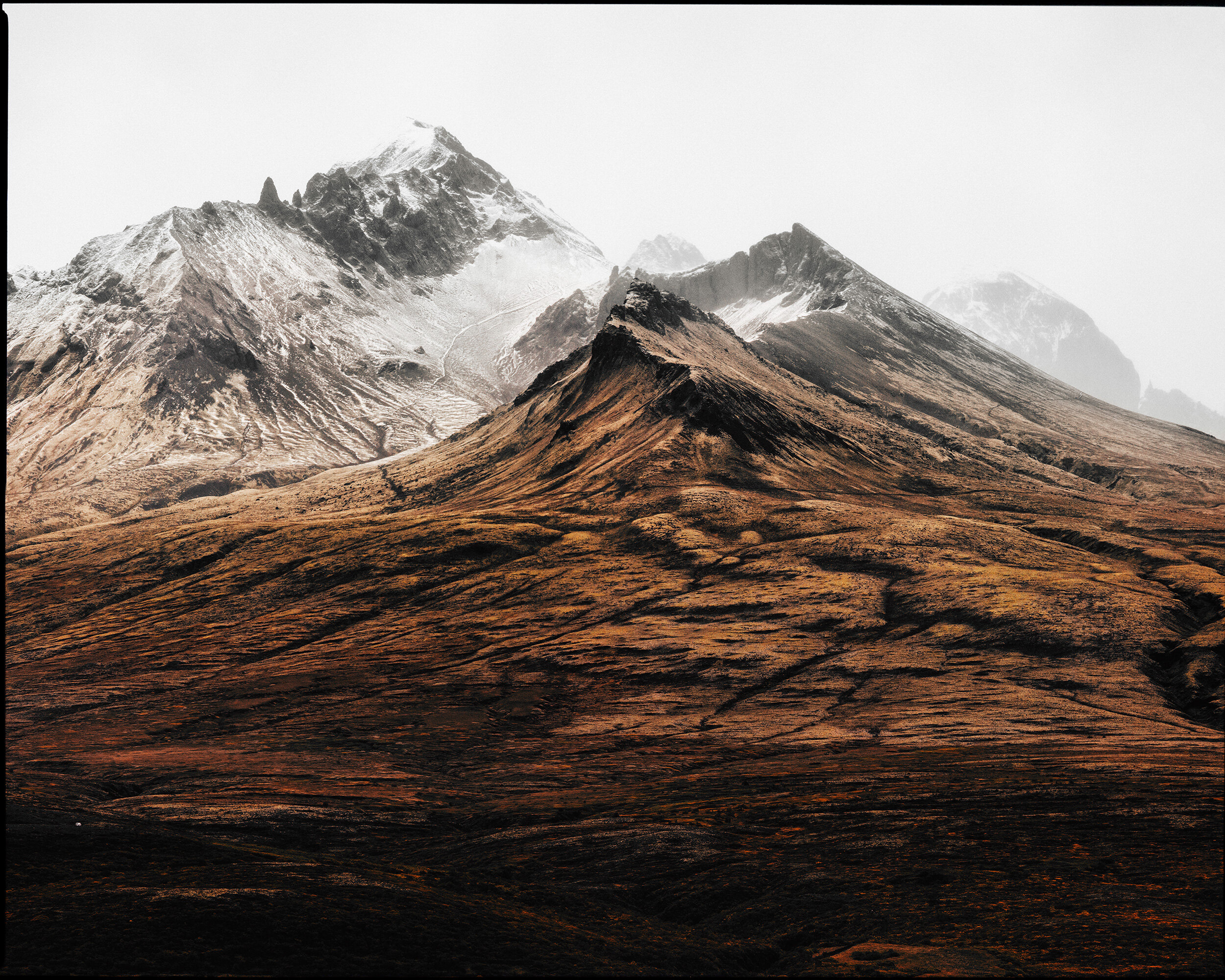 Iceland | First Snow