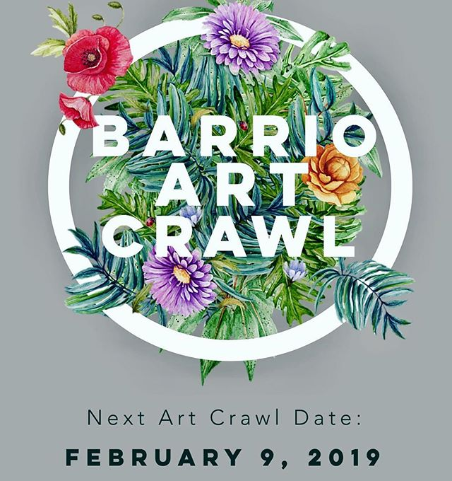 Saturday's Art Crawl was so much fun! Thank you for coming out. Thank you @laneta92113 for the beautiful map. 🗓 Next Crawl date: February 9, 2019. Check out our website if you haven't already: www.barrioartcrawl.com ••• #barriologan #loganheights #sd #92113 #619 #art #artcommunity #artsdistrict #artshow #barriologanculturaldistrict #sdartist #barrioartcrawl #shopsmall #supportsmallbusiness #sandiego