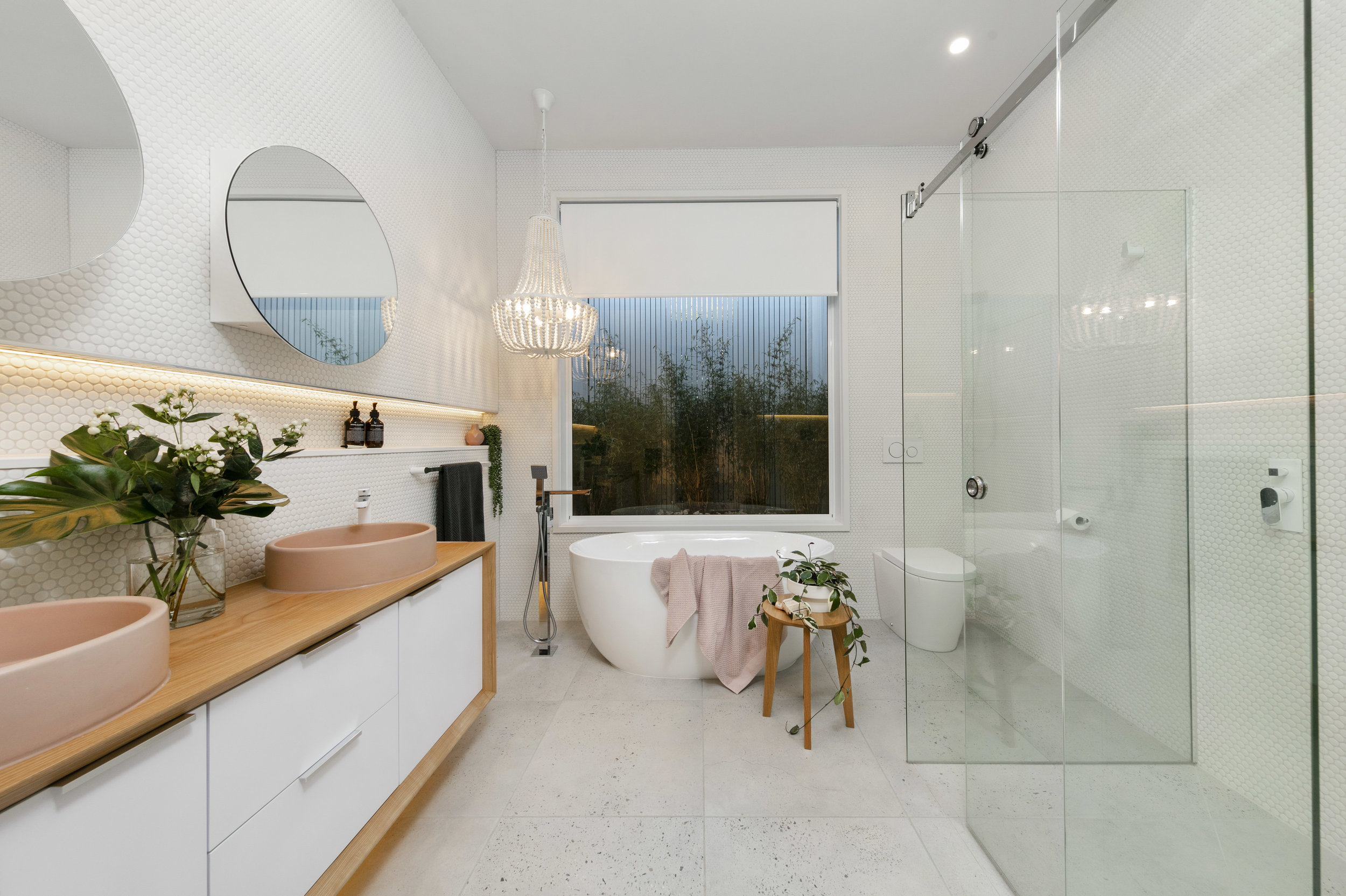Mornington bathroom renovation - (AFTER)