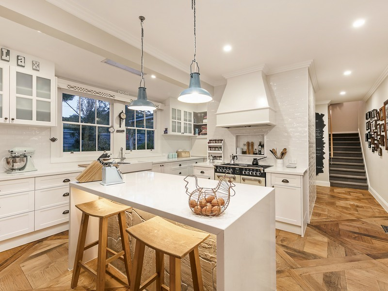 Frankston South Kitchen - (AFTER)