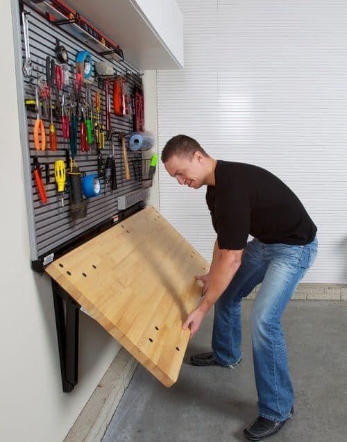 Bar leaner DIY design