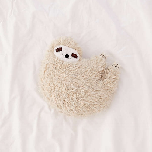 Sloth Cushion (Urban Outfitters)