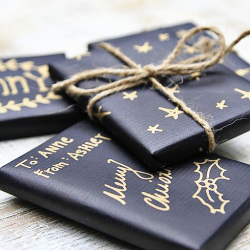 Stringed presents