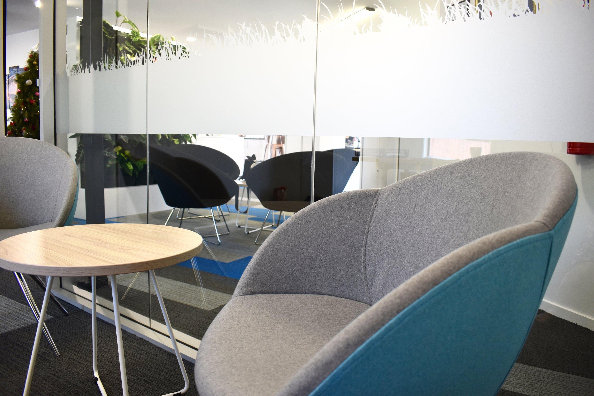 Stylish interior office design