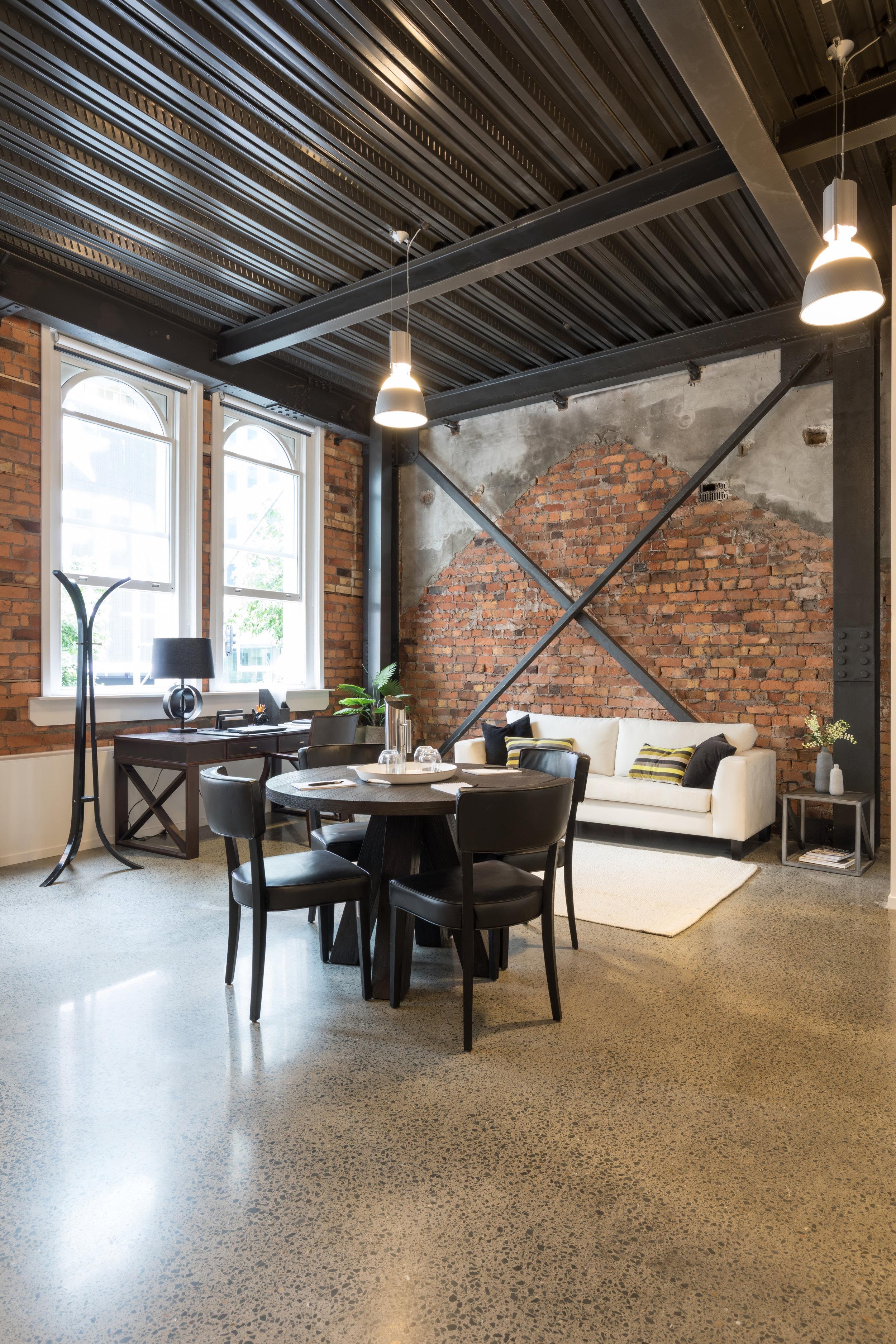 Industrial Interior 94-96 Queen Street