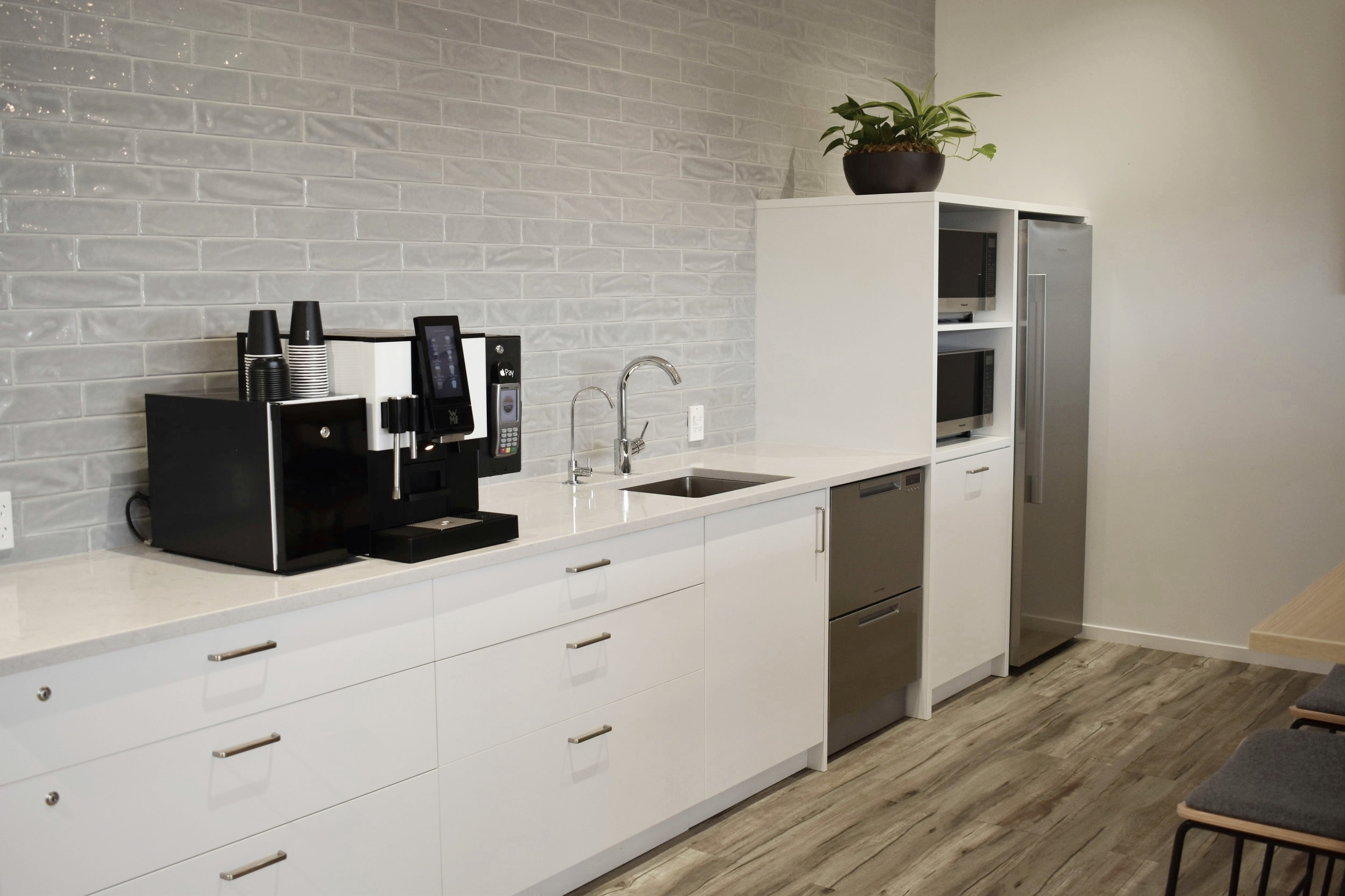 Commercial Interior Design for Kitchen Renovations