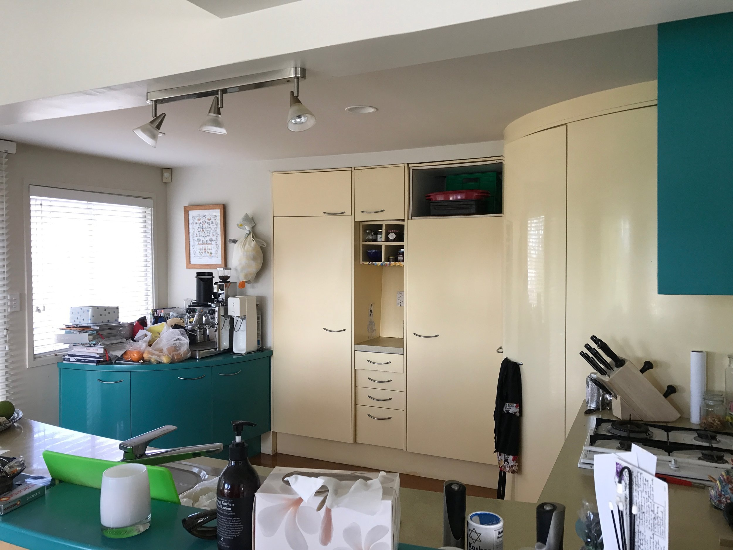 BEFORE:   Park Rise  Kitchen