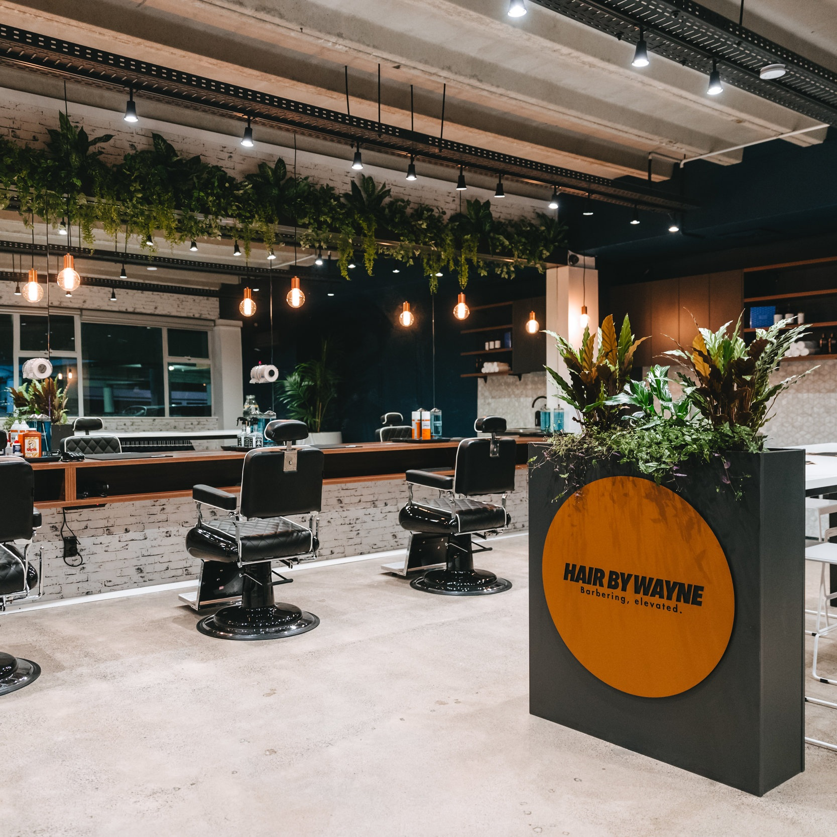 HAIR BY WAYNE - A brand new barber shop in the heart of Epsom…