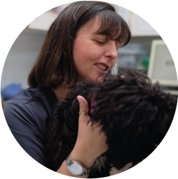 CATHY LEESON  VETERINARY NURSE  Cathy has been working as a veterinary nurse since 1997 and joined our clinic full-time in 2008. Cathy enjoys working with all small animals, especially cats and is enjoying the challenge of working with birds. At home she is kept busy by Norman, her cat.