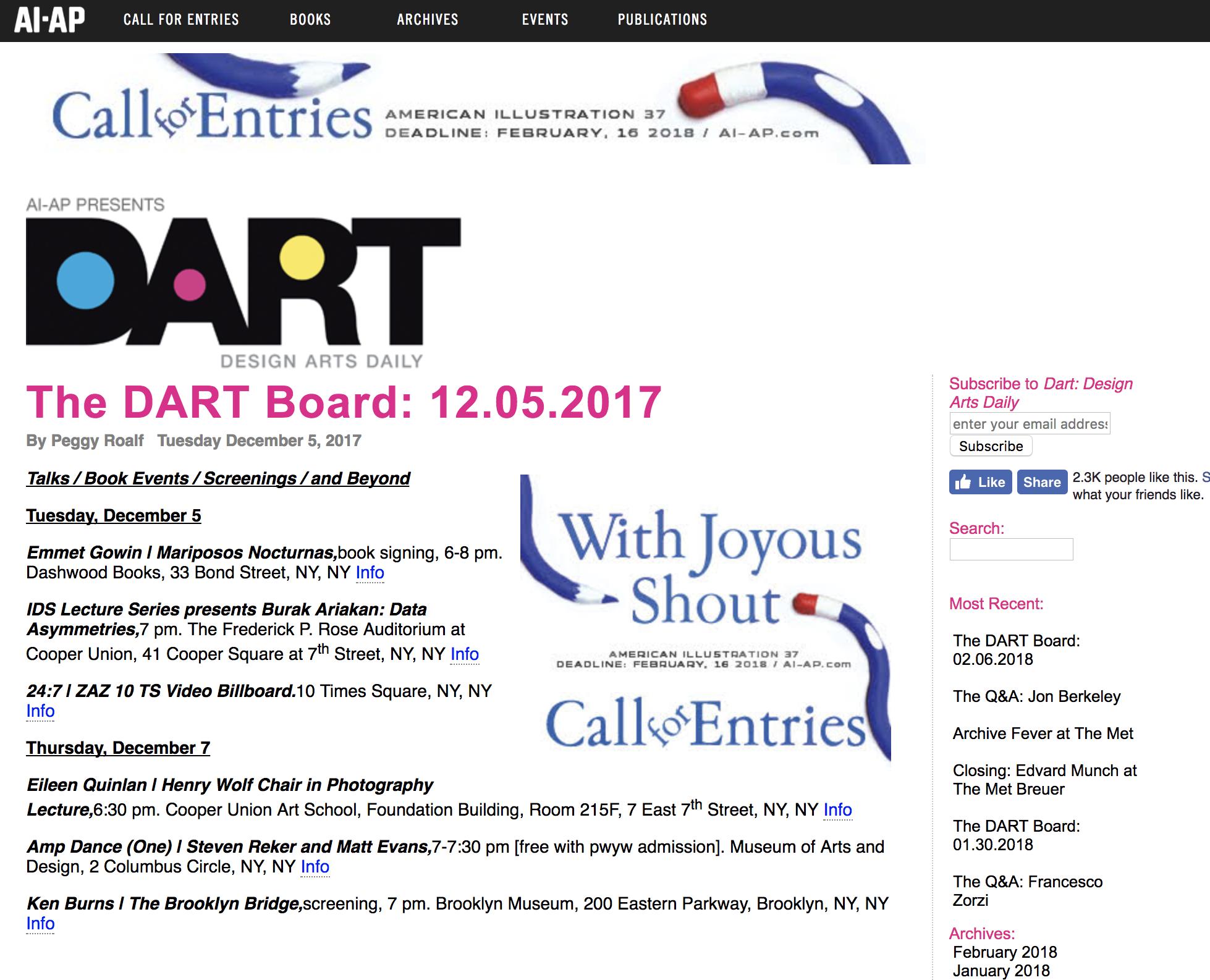 AI-AP Presents Dart