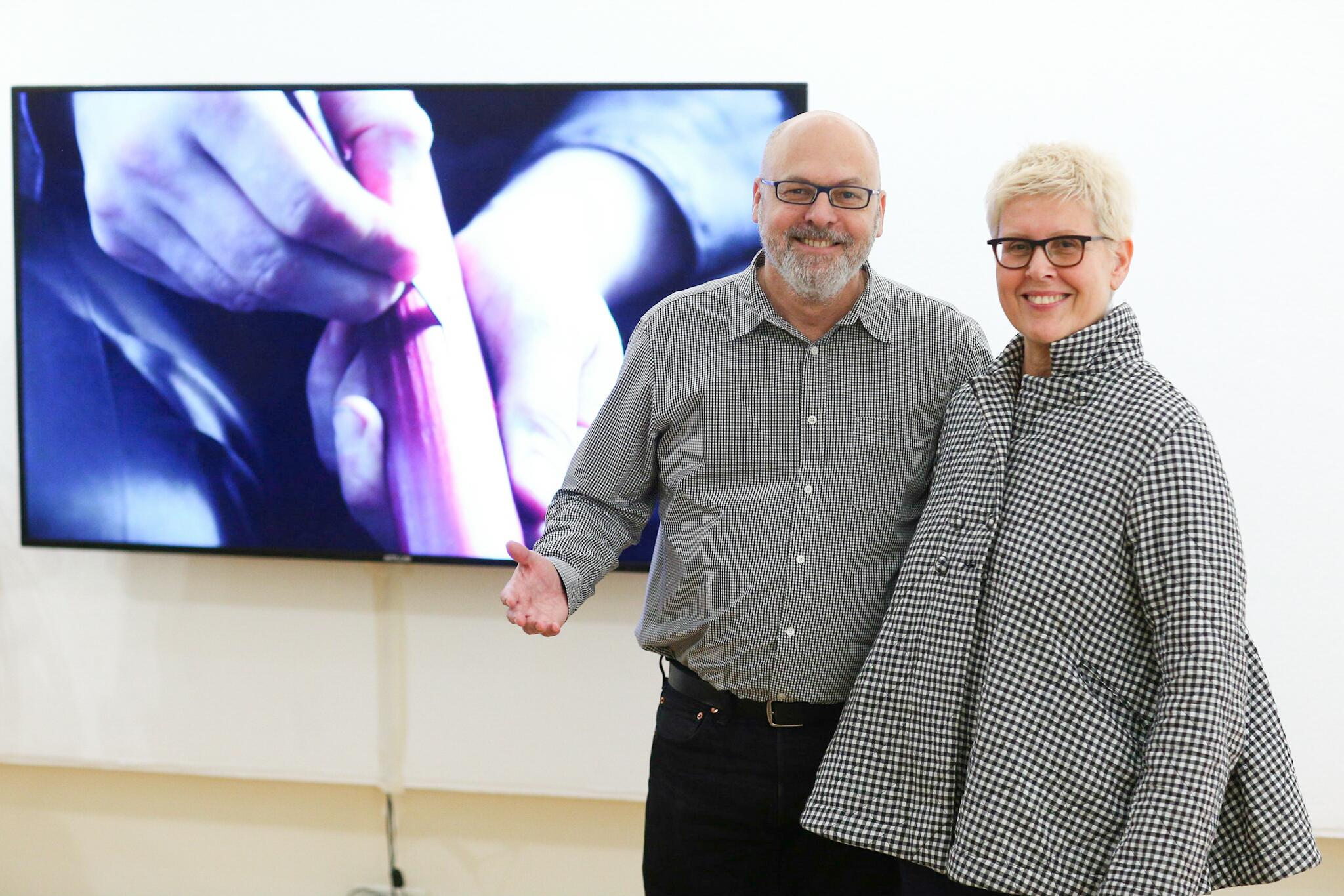 M. Schwartz (CEO) & T. Charney (Founder ZAZ)