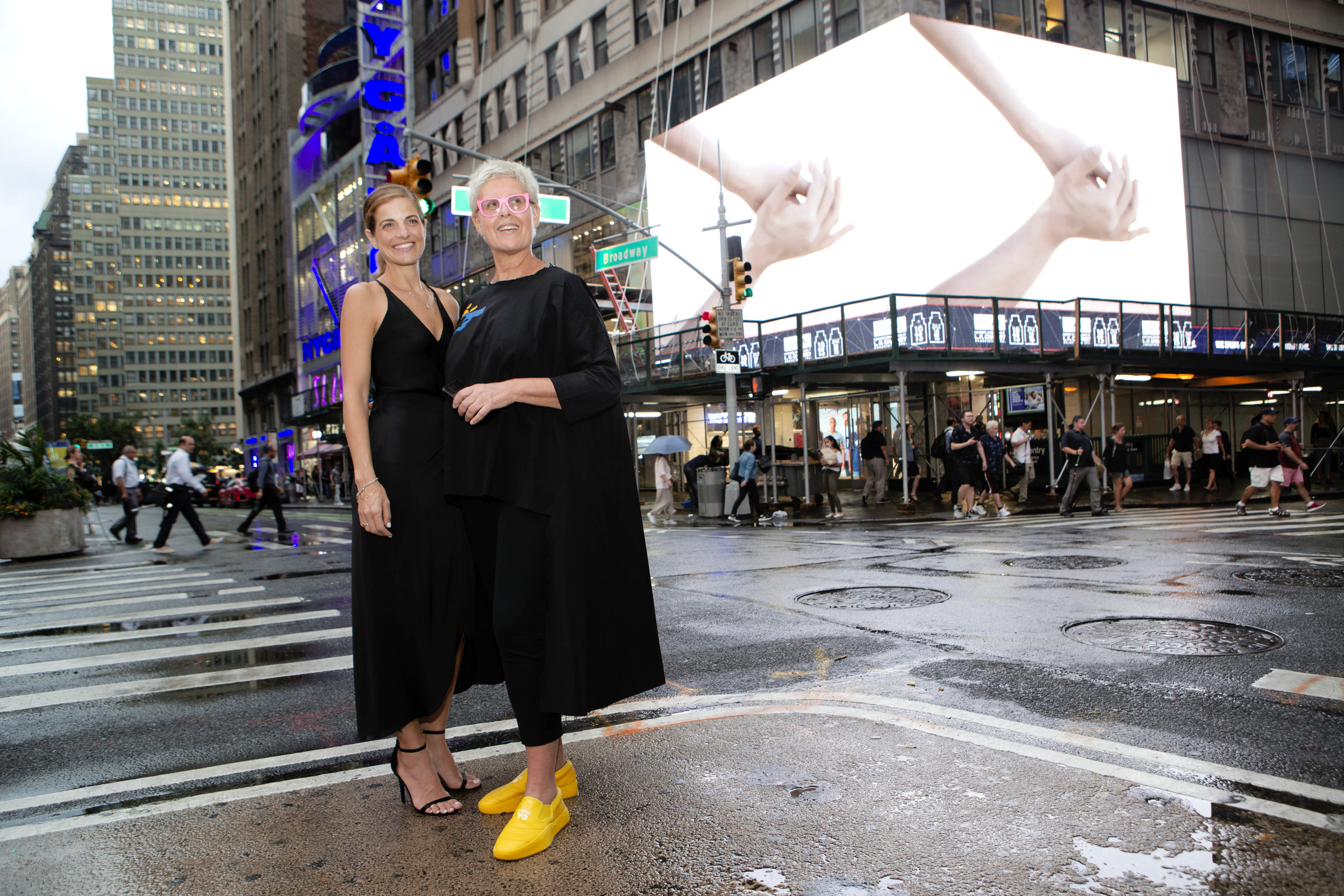 Sharon Tal, Maskit Head Designer & Tzili Charney, ZAZ10TS Founder