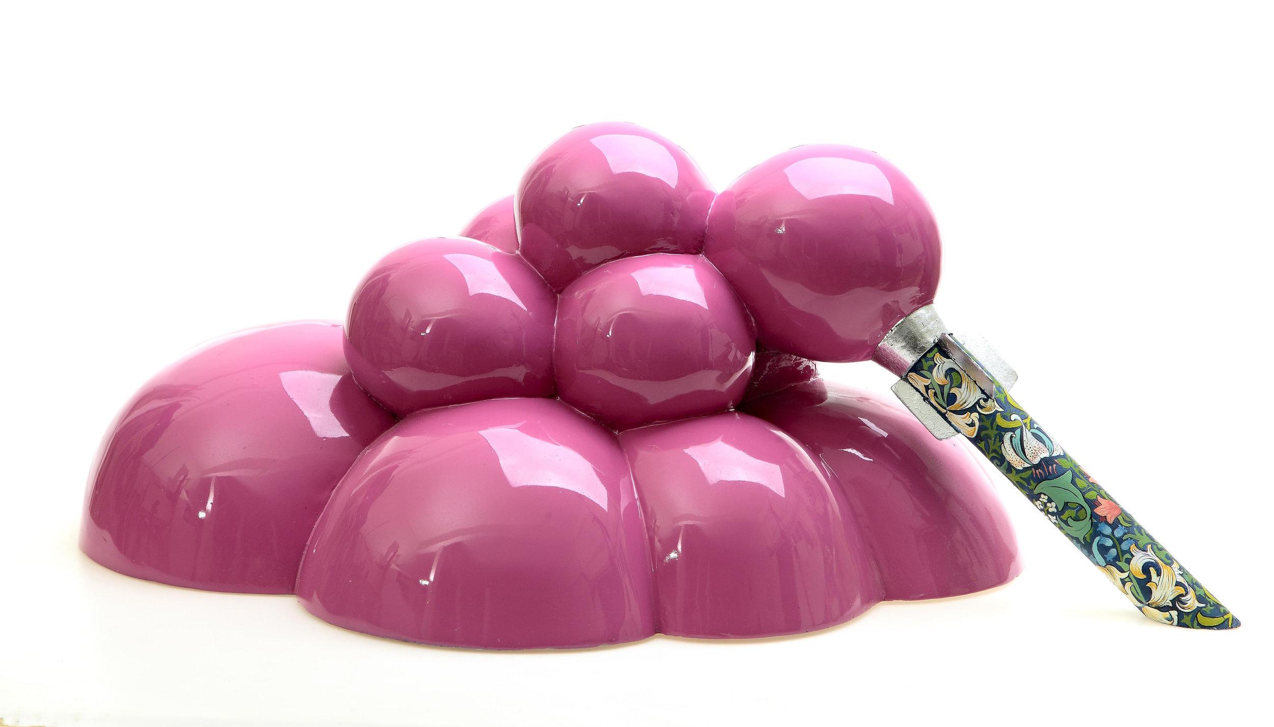 Pink Bubbles, 2012