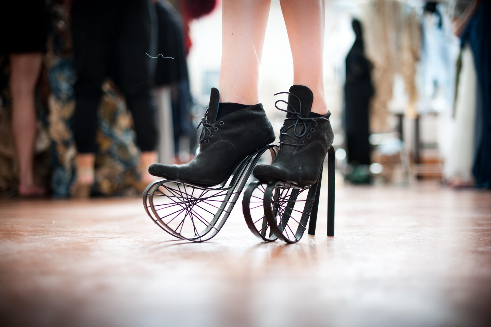 Cinderella Syndrome: A Journey In The Footsteps Of The Stiletto
