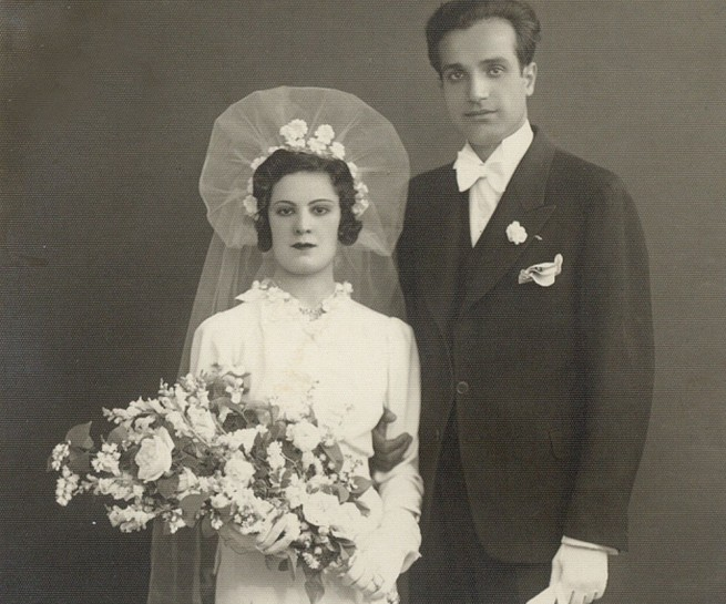 Wedding Photographer: 80 Years of Wedding Photographs