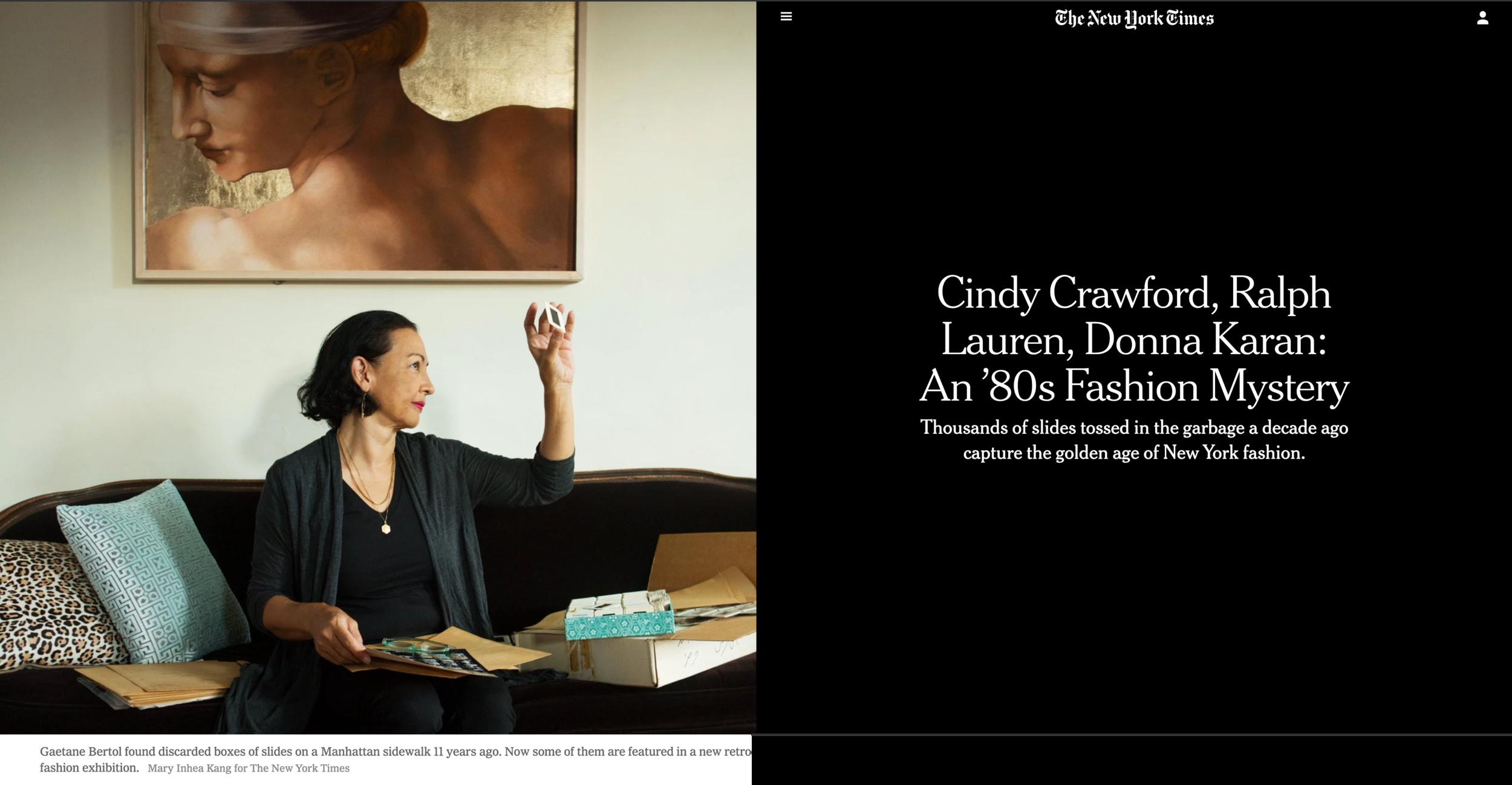 THE NEW YORK TIMES  |  PDF  | September 12, 2019 | By Helene Stapinski