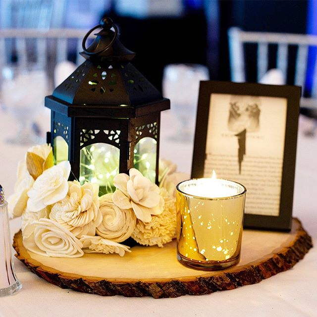 I absolutely love when brides add special handmade touches to their wedding decor. My bride, Lauren, crafted all of her reception table decor herself, along with the dinner seating chart, welcome table decor, and more!  What's I love is she also added her own personalized touch- many of the items were Harry Potter themed! ✨ At first glance, I would have thought everything was store-bought! Girlfriend needs to open an @etsy shop, am I right?  Remember what I said- it's YOUR big day. ❤️