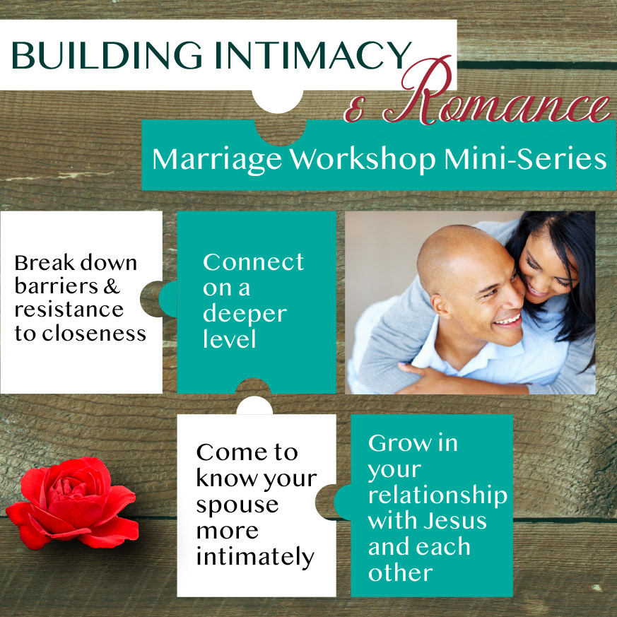 Christian Marriage Workshops — Marriage Center
