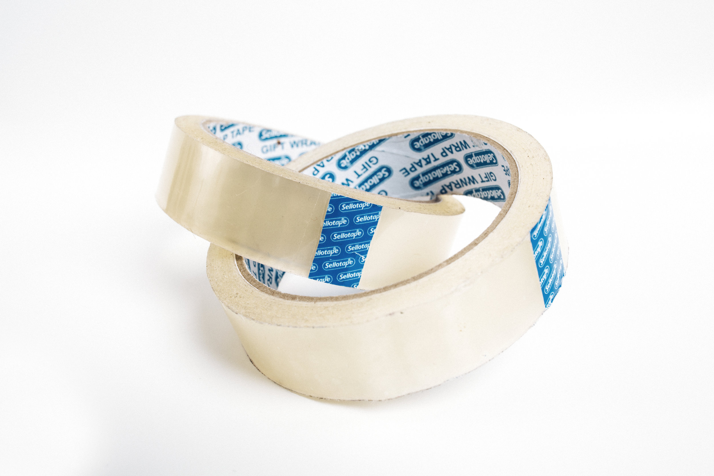 Linked Tape Rolls