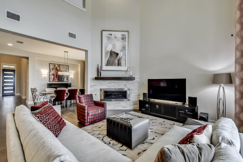 Open Concept Home Remodel Austin Texas