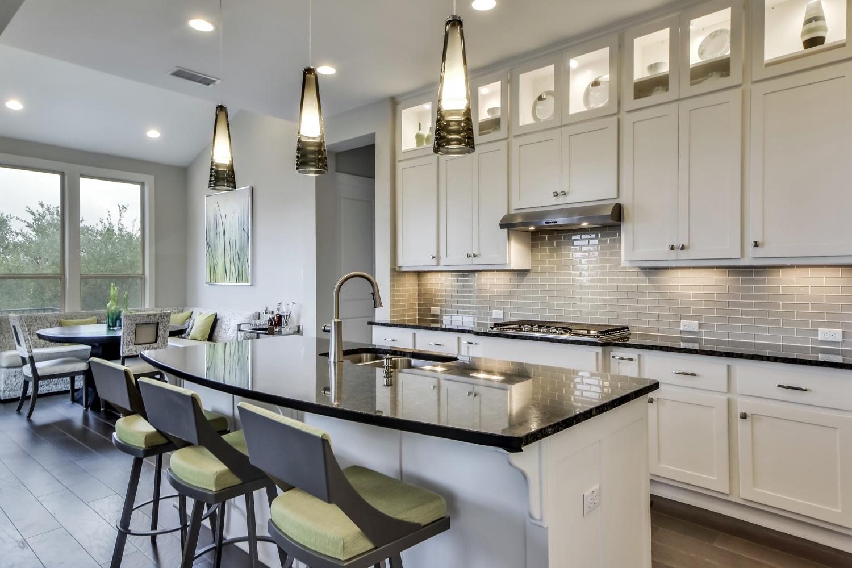 Kitchen Remodel with Kitchen Island Pendant Lighting