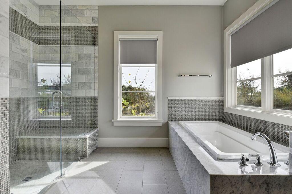 Guest Bathroom Remodel Austin