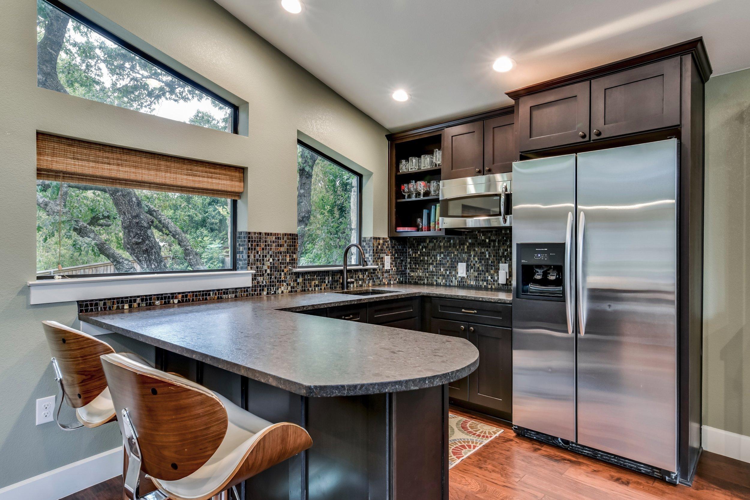 Game Room Kitchen Interior Design