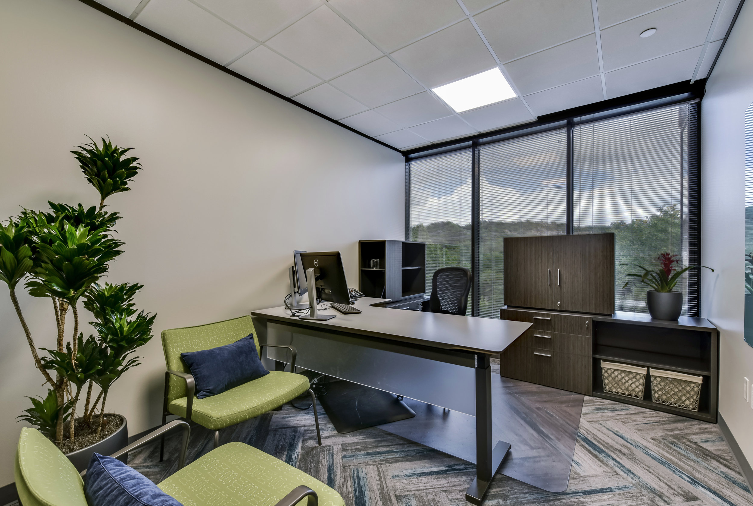 Office Interior Design Austin