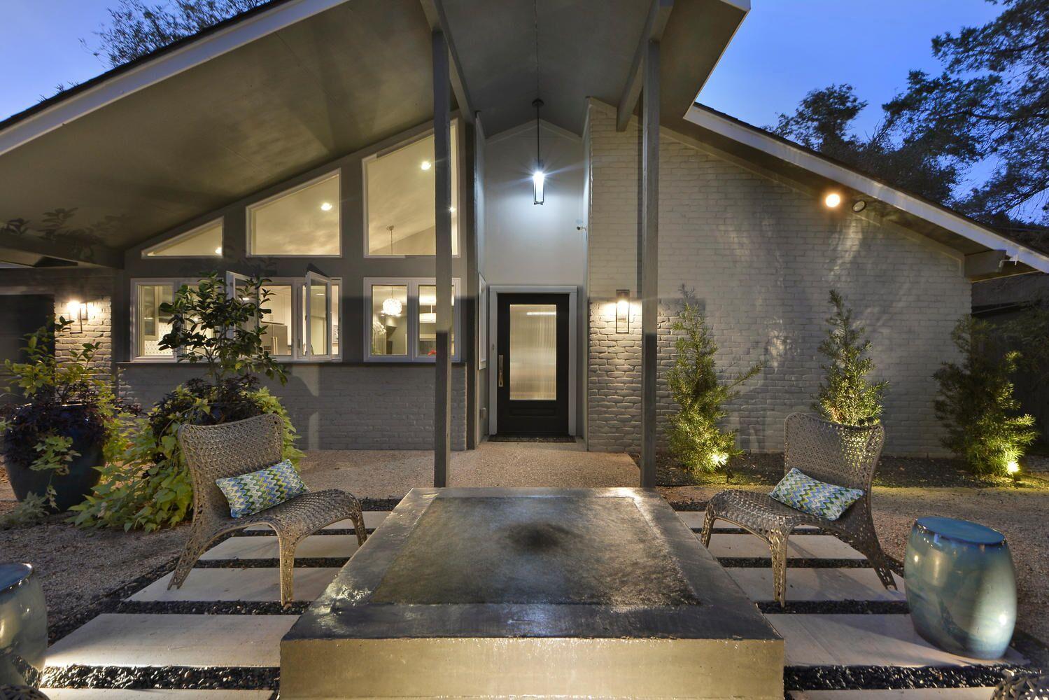 Exterior Home Design Austin