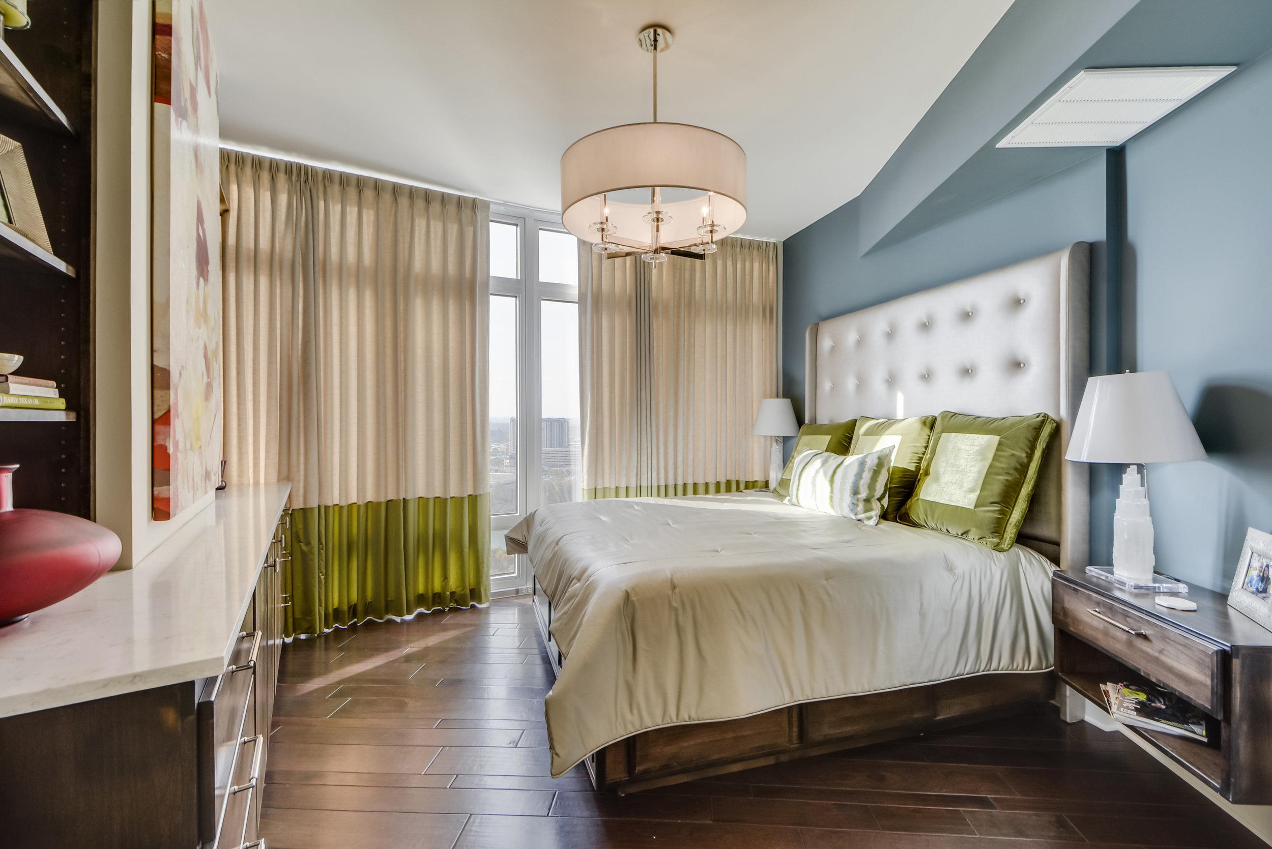 Master Bedroom Interior Design Austin