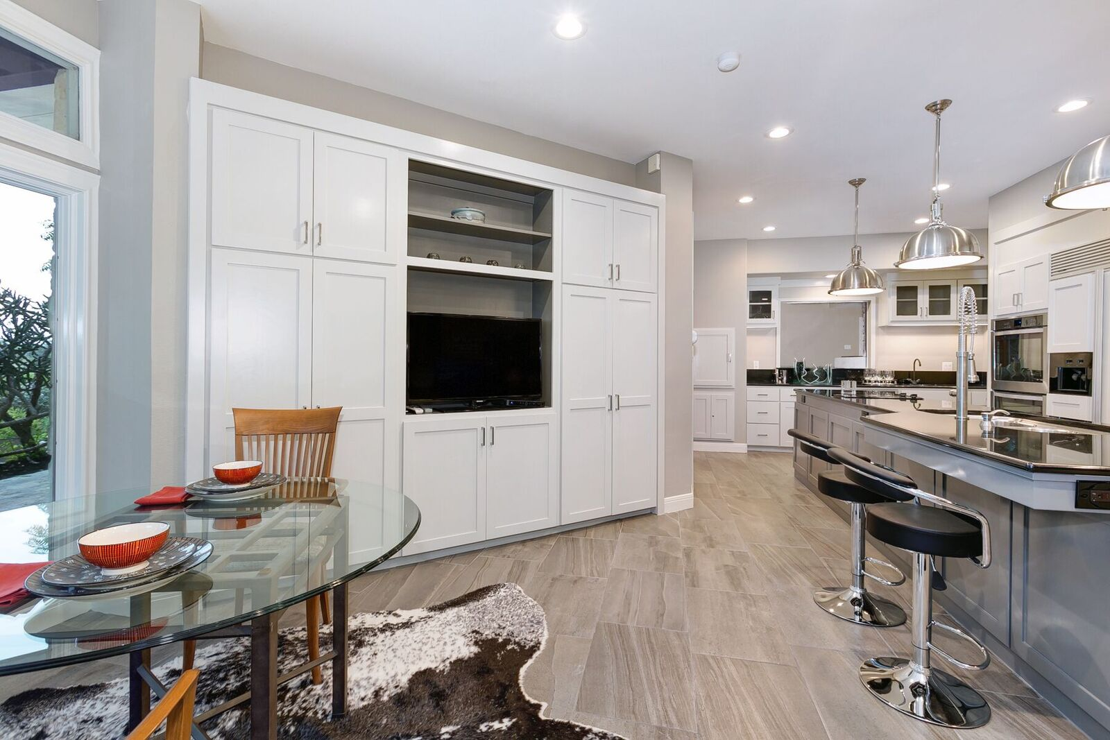 Transitional Kitchen Design Austin