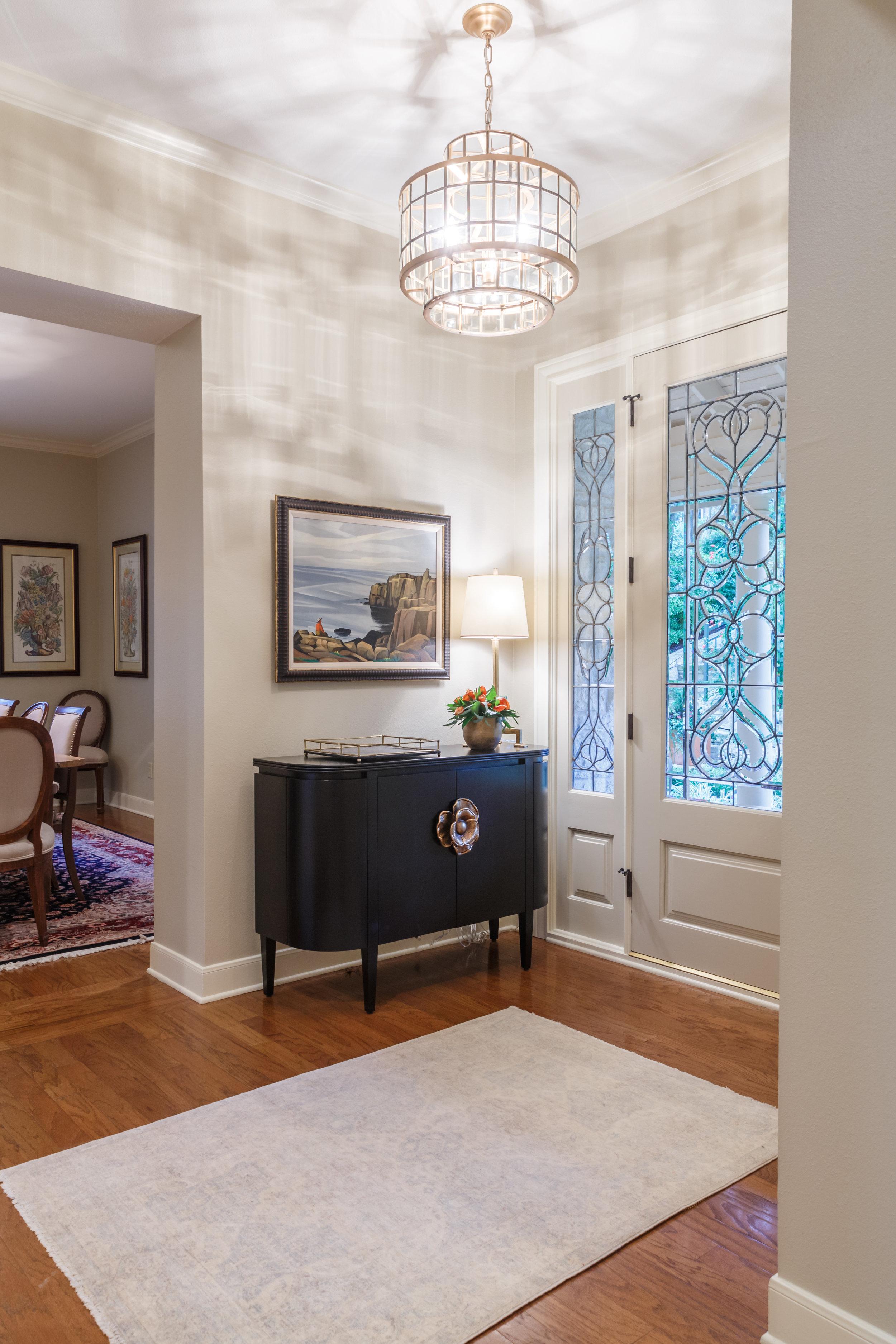 Entry Room Design