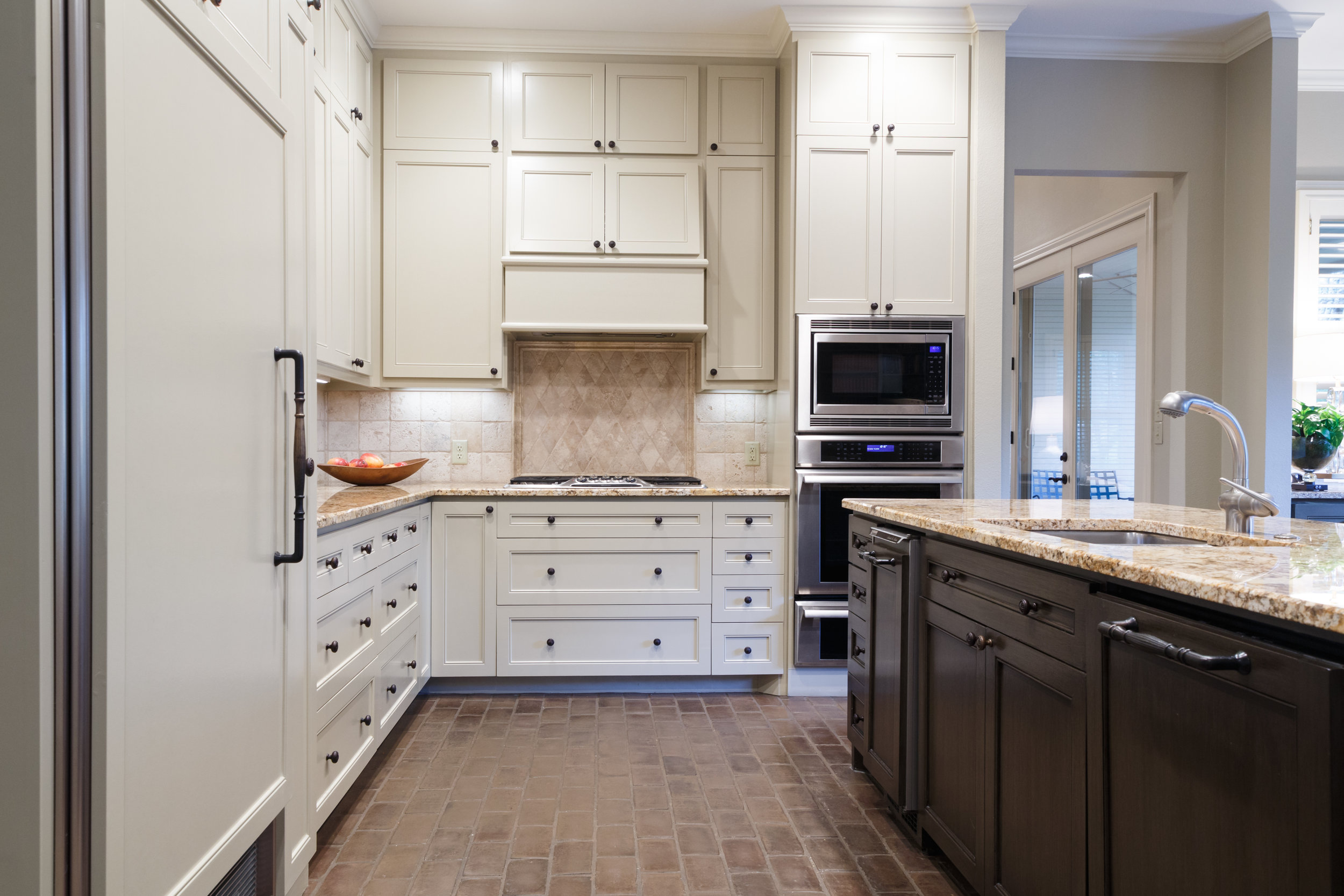 Westlake Re-painted Kitchen