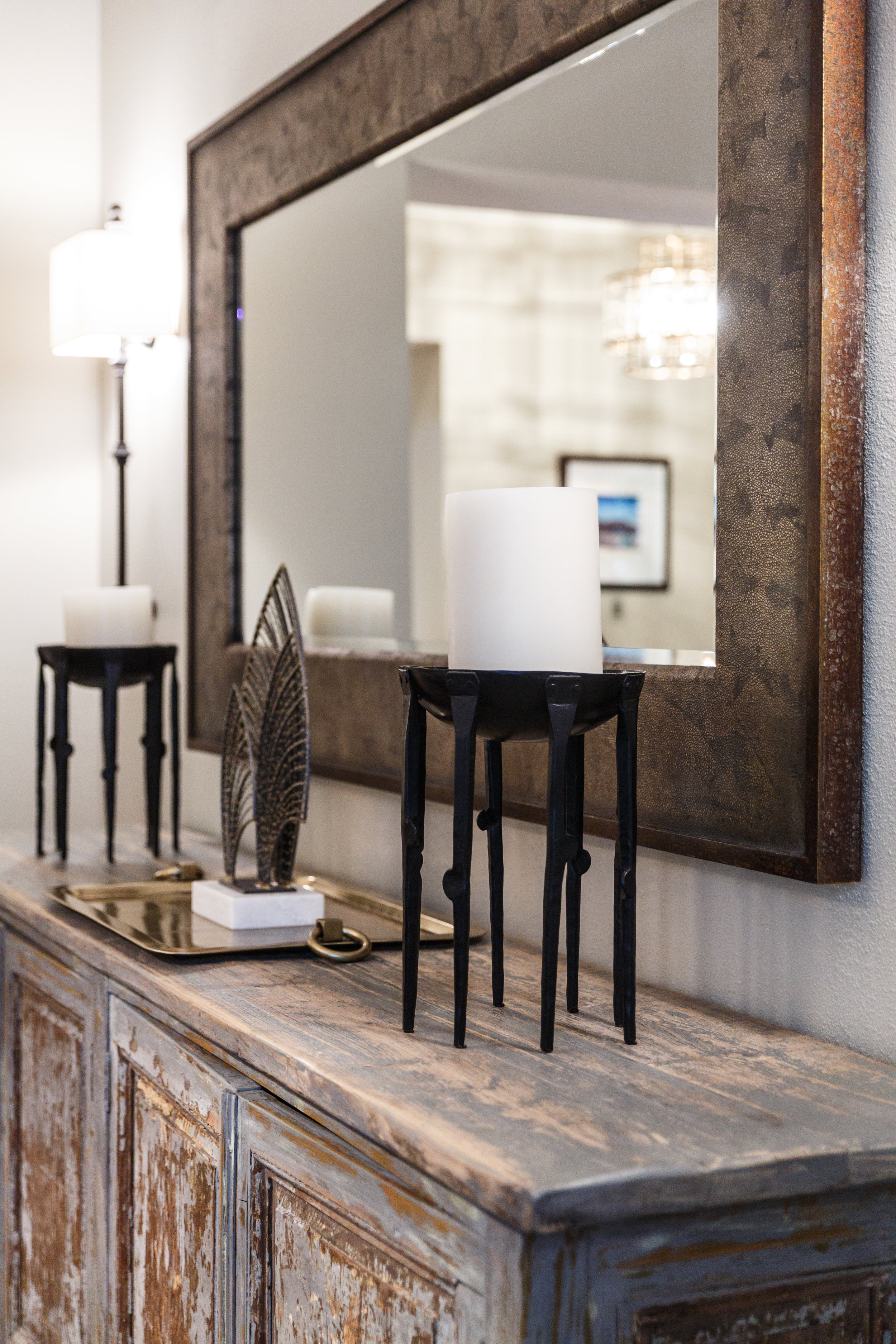 Designer Buffet Table Accessories