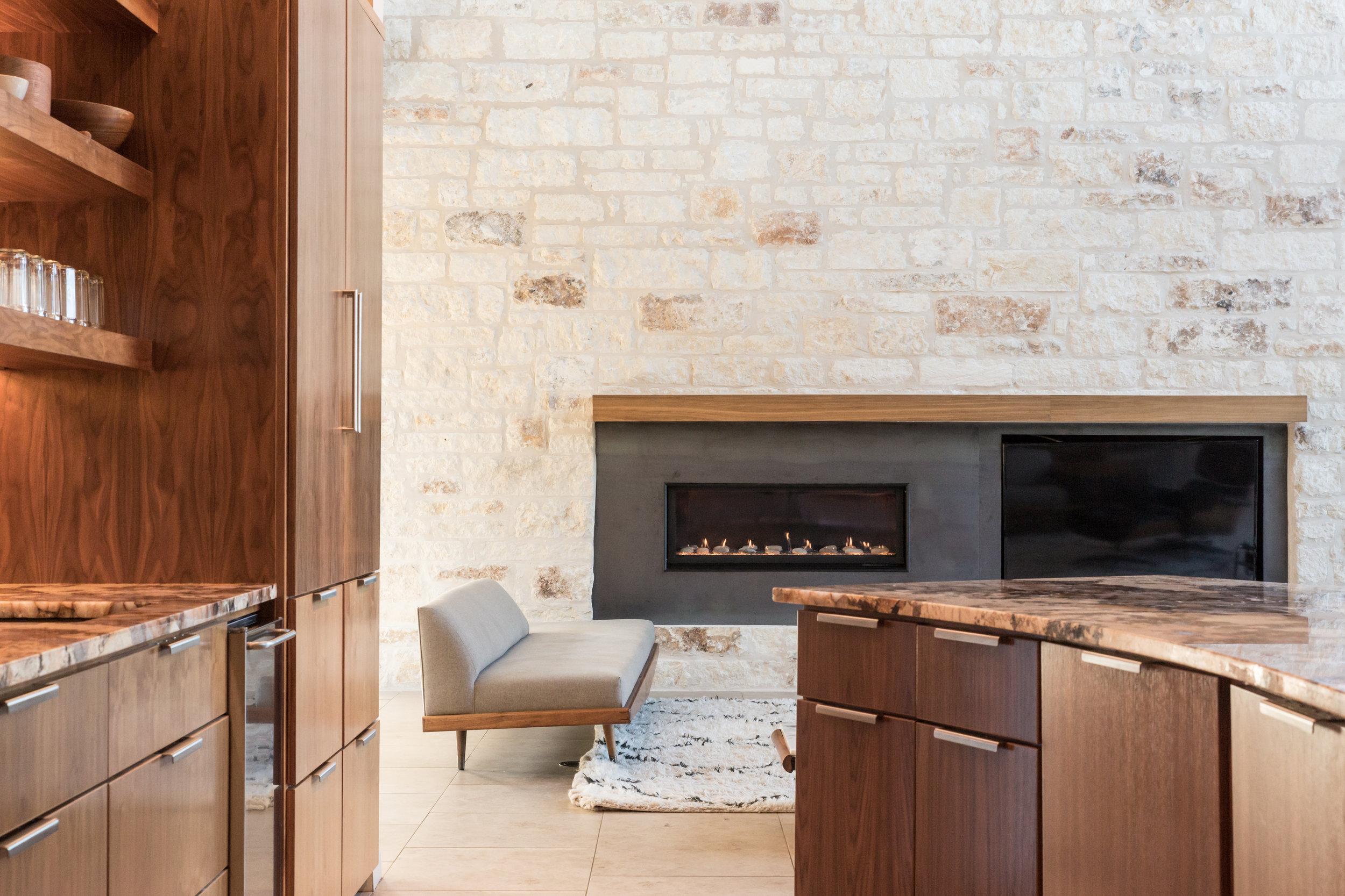 Warm Modern Home Design