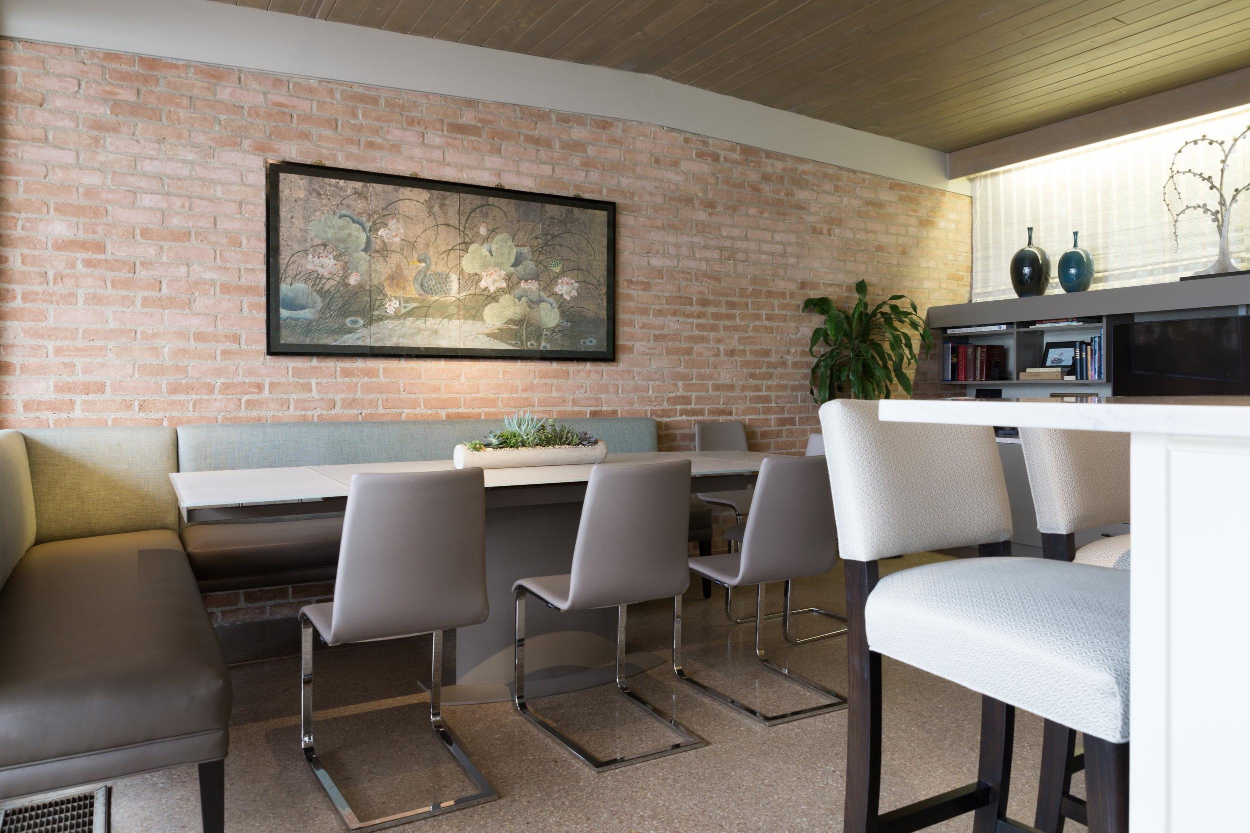 Mid-Century Modern Home Austin
