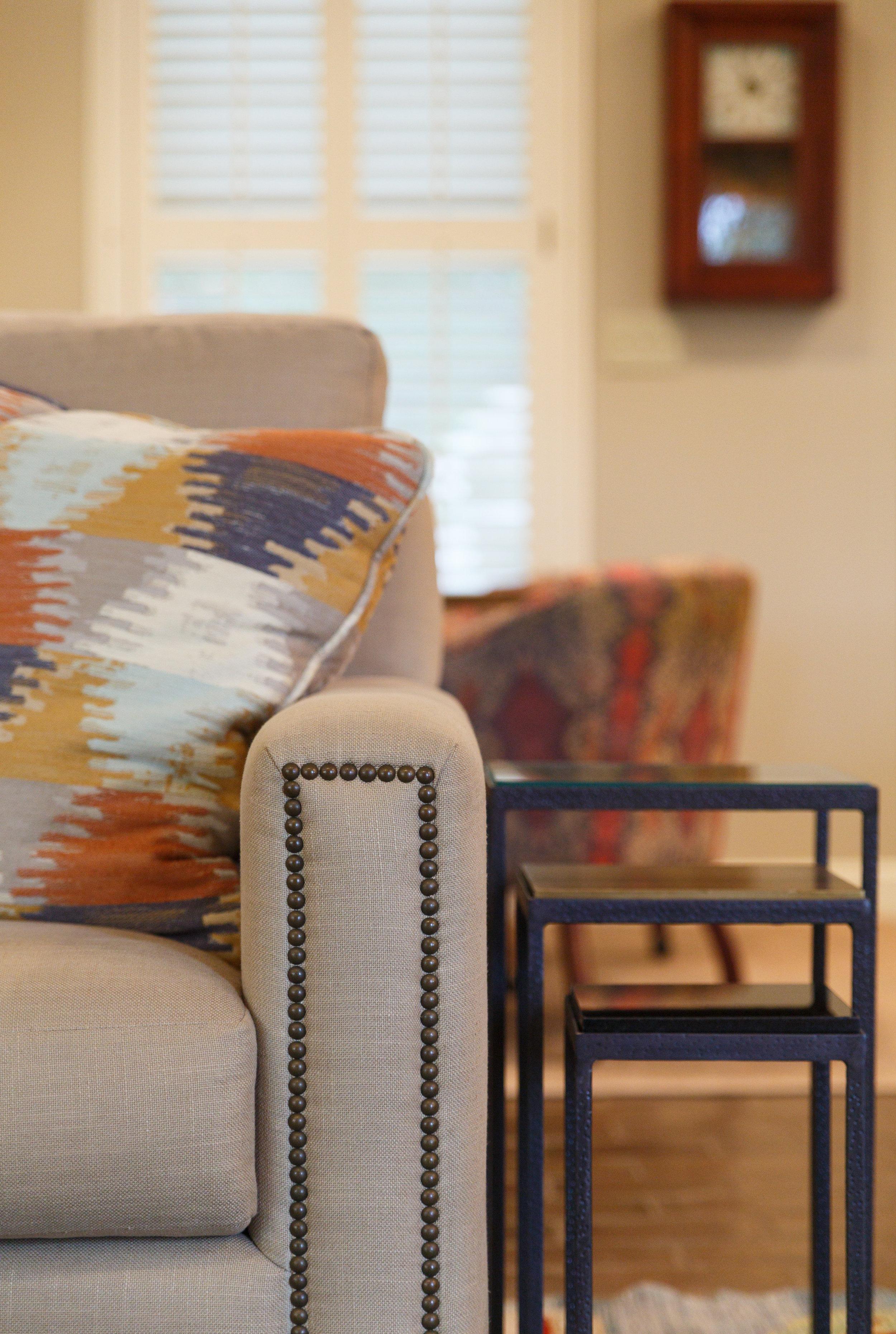 Designer Custom Sofa