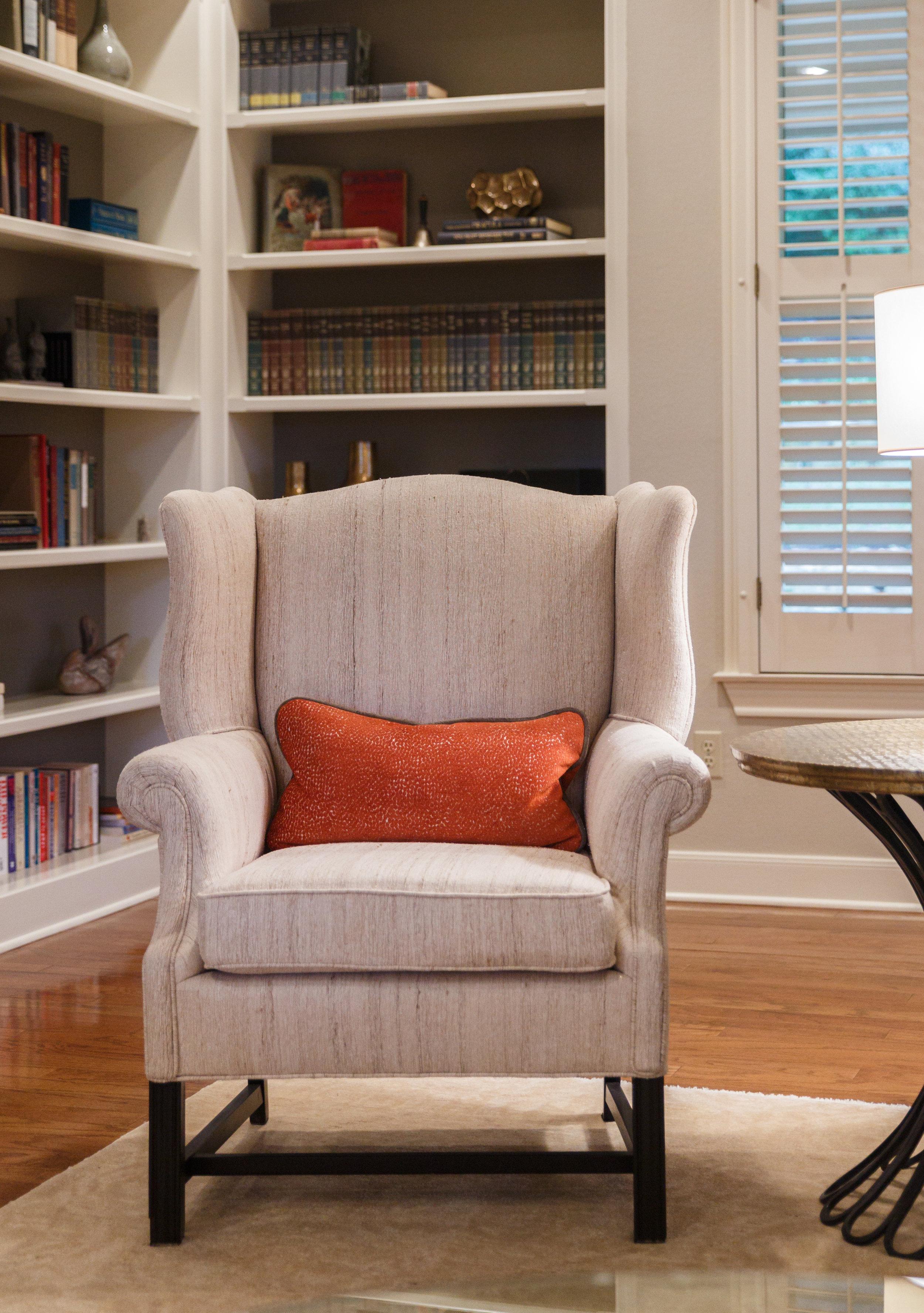 Family Room Interior Design Austin Texas