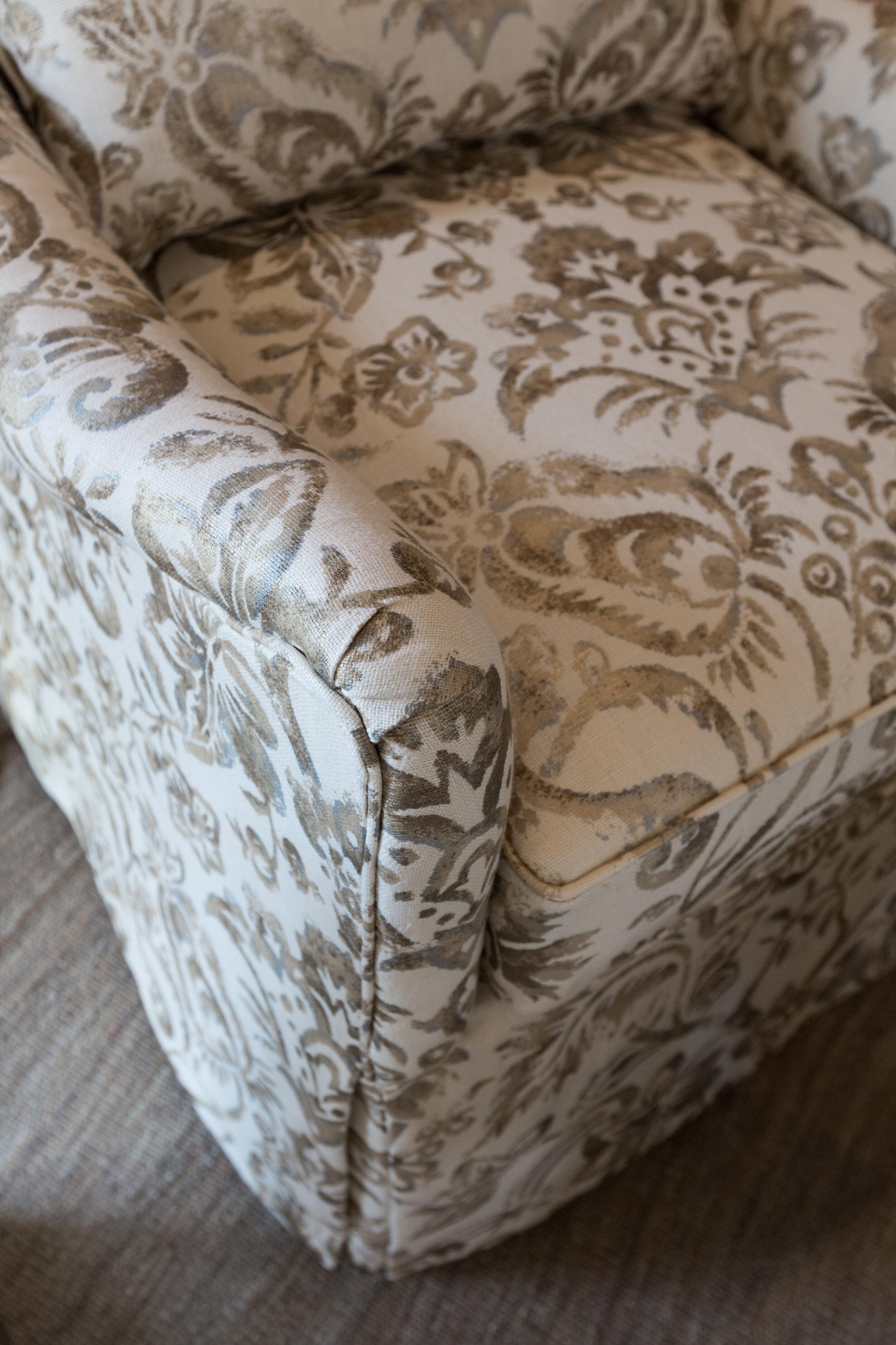 Custom chair design