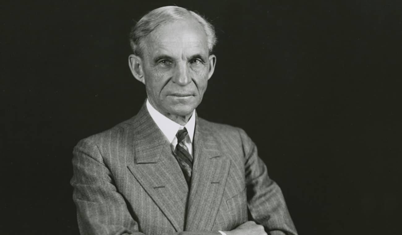 Image courtesy of  The Henry Ford