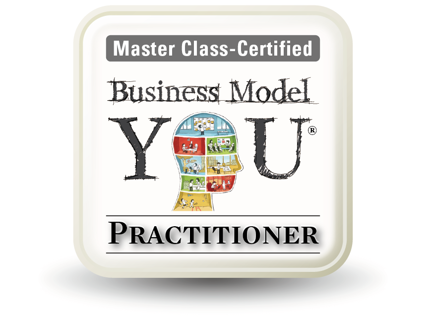 Personal Business Model - You are wondering if it is the right time to move up, to move out, or to adapt your style. As a certified BMY practitioner, I will help you redesign a purposeful career.