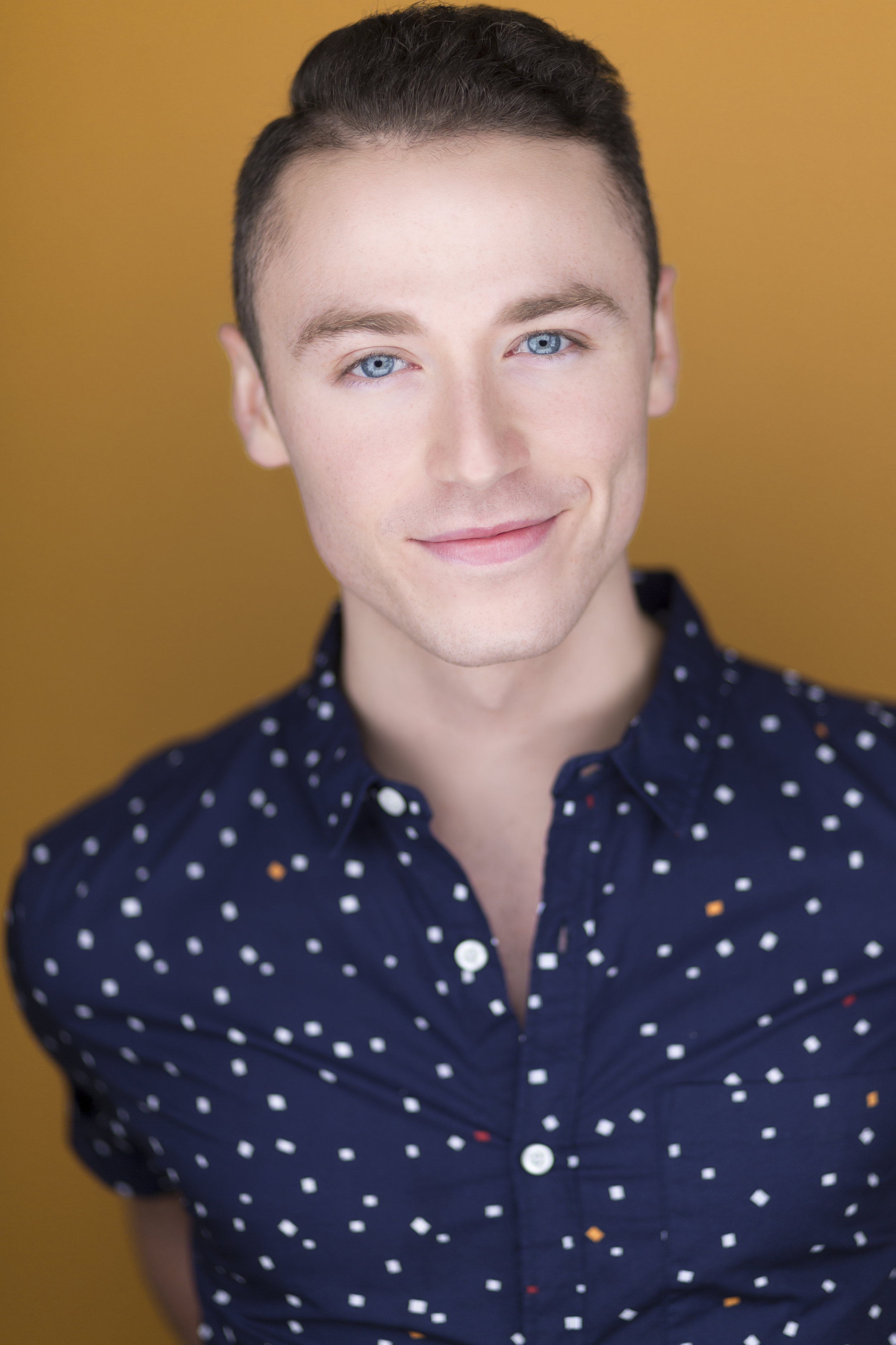 Kyle - is a Dancer, Singer, Actor based in New York.    A Michigan native, he's a midwesterner at heart.