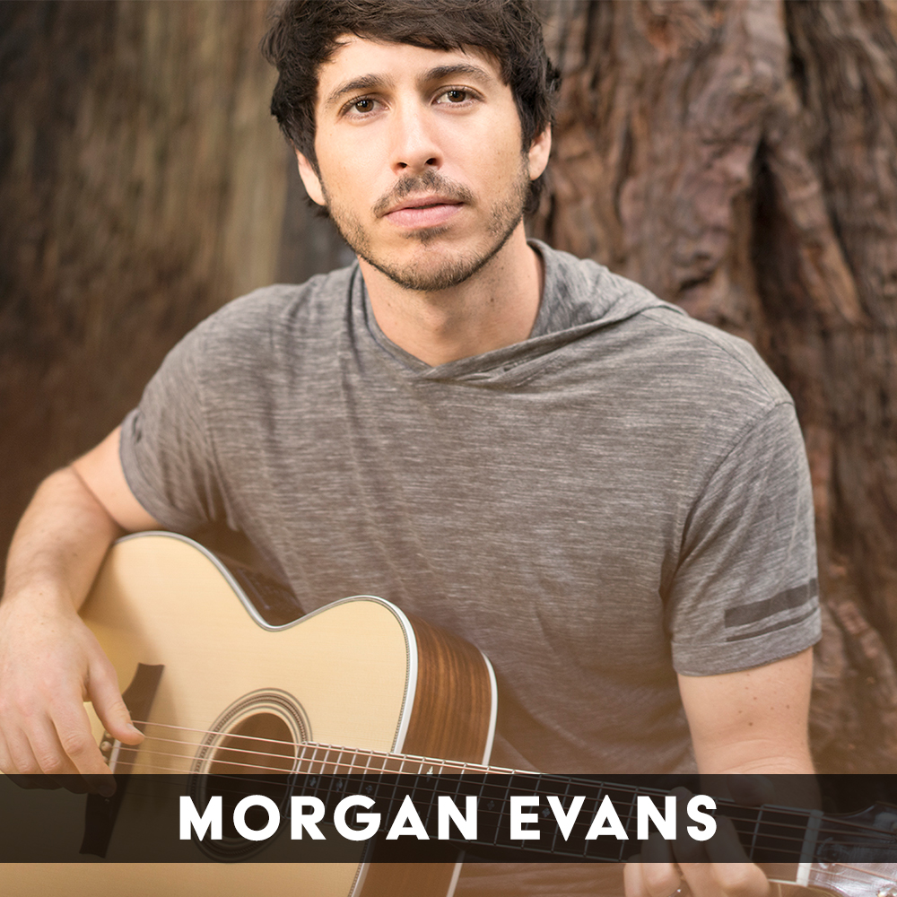Morgan Evans — Live In The Vineyard Goes Country