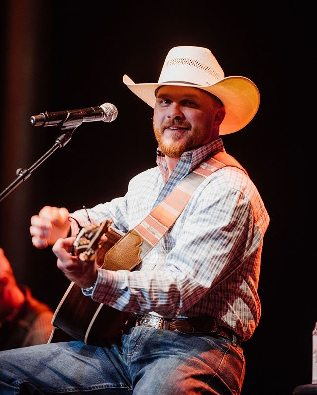 """Authentic to his core, @codyjohnson writes and plays music with roots in heartfelt story-telling and honest emotion. At #LITVgoescountry, Johnson told us that he embraces the songs that other artists call """"too country."""""""