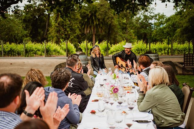 """You don't want to be the """"Last to Know"""" @brownandgraymusic. Do yourself a favor and watch the music video that they put together in Napa Valley! Fun to see @handwrittenwines, @jessupcellars and @napavalleydistillery! http://bit.ly/lasttoknow"""