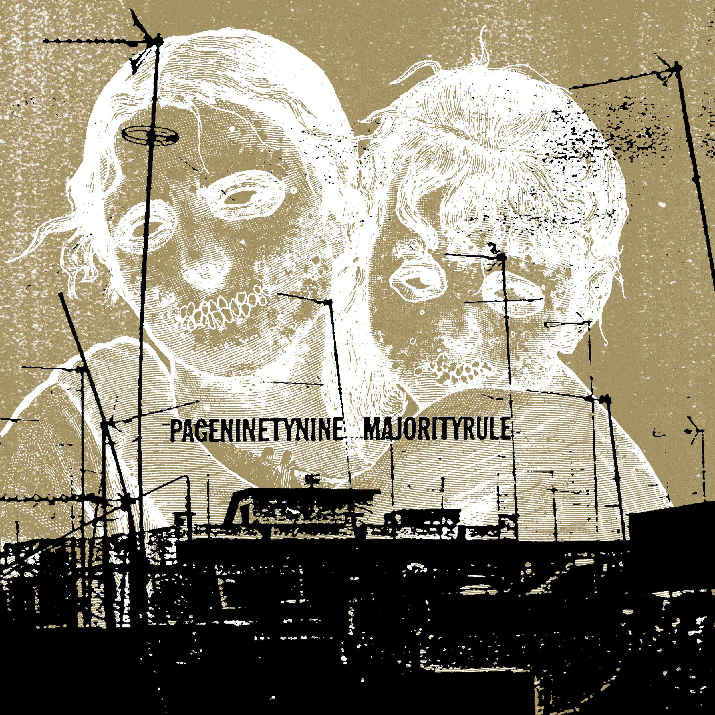 OPS008 - Pageninetynine & Majority RuleSplit LP | Digital
