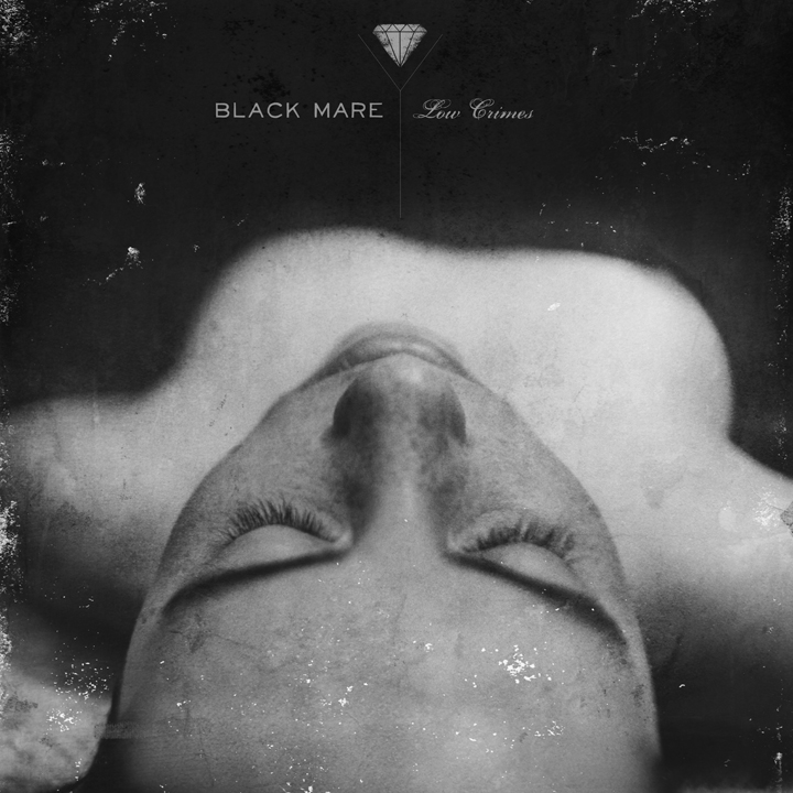 BLACK MARE   Low Crimes  (from split with LYCIA)