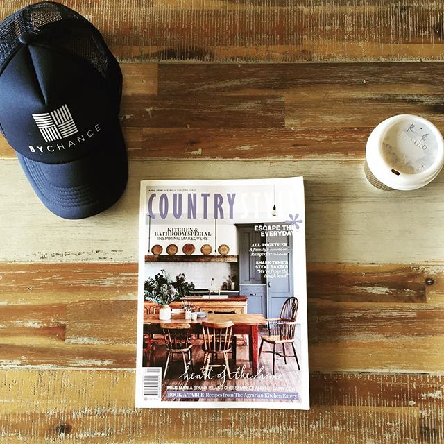 C O U N T R Y  S T Y L E: Grab the latest issue of Country Style and find us! Even better....we will be at the Bondi Markets this Sunday, so come on down and get your hands on some truely African homewares! See you there ☀️🌊🇿🇦🇿🇼🇦🇺 #countrystyle #bondimarkets #handmade #africanartisans #africaninteriors #style #bondi #africabychance #markets #africa #interiors #interiorstyling #natural #raw #trend