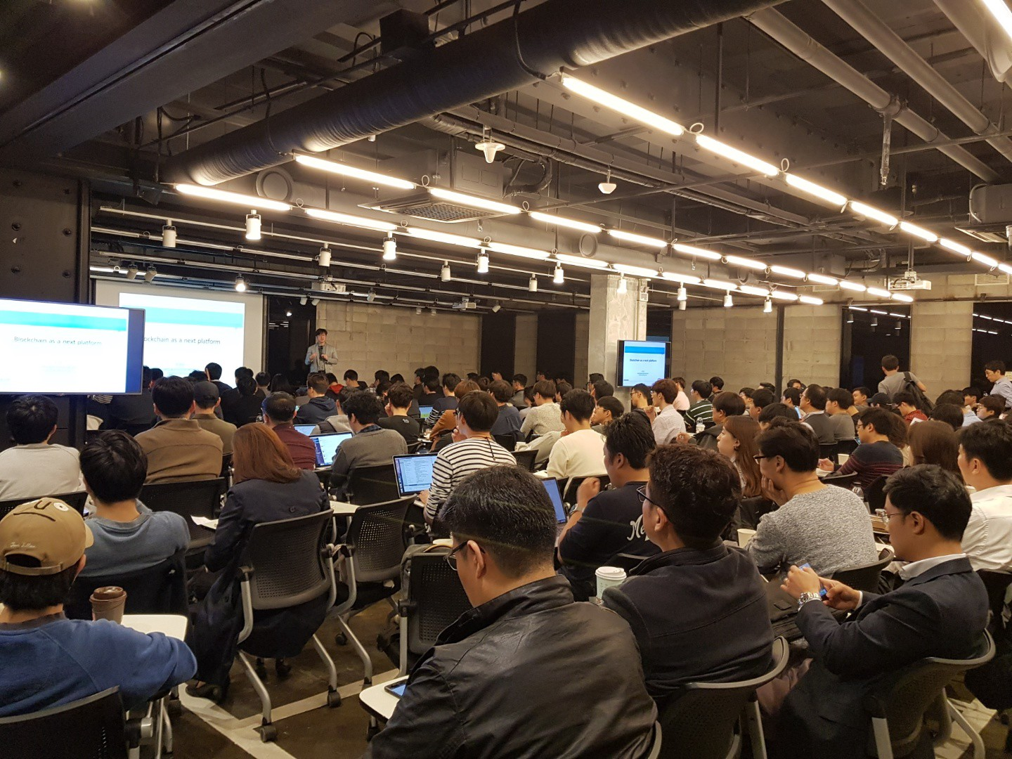 #9 BlockchainDay - Developer Conference - co-hosted by Hashed, FuturePlay, KodeBox, EthereumResearchGroupw/ 200+ developers